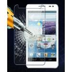 Ультратонкое износоустойчивое сколостойкое олеофобное защитное стекло-пленка для Huawei Ascend D2