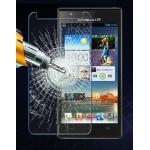 Ультратонкое износоустойчивое сколостойкое олеофобное защитное стекло-пленка для Huawei Ascend P2