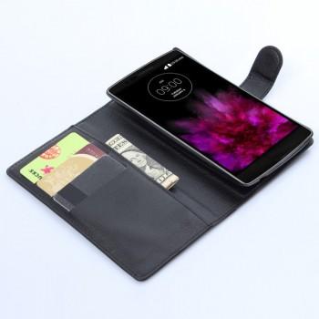 Чехол портмоне подставка с защелкой для LG G Flex 2