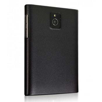 Пластиковый непрозрачный чехол с царапиноустойчивым покрытием для Blackberry Passport