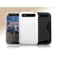 Силиконовый S чехол для Blackberry Classic