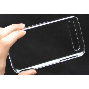 Пластиковый транспарентный чехол для Blackberry Classic