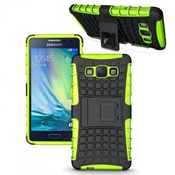 Силиконовый чехол экстрим защита для Samsung Galaxy A7