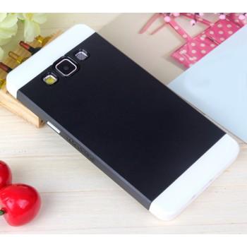 Двухкомпонентный гибридный чехол силикон/поликарбонат для Samsung Galaxy A3
