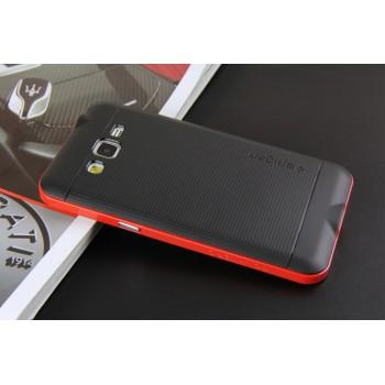 Двухкомпонентный чехол силикон/поликарбонат повышенной ударостойкости для Samsung Galaxy A3 (a300f)