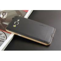 Двухкомпонентный чехол силикон/поликарбонат для Samsung Galaxy Grand Prime