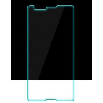 Ультратонкое износоустойчивое сколостойкое олеофобное защитное стекло-пленка для Sony Xperia E4g