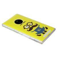 Пластиковый дизайнерский чехол с УФ-принтом для Nokia Lumia 830