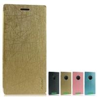 Текстурный чехол флип подставка на присоске для Nokia Lumia 830