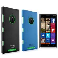 Пластиковый матовый чехол с повышенной шероховатостью для Nokia Lumia 830