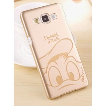 Пластиковый матовый дизайнерский чехол с УФ-принтом Мульткейс для Samsung Galaxy A5
