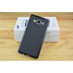 Силиконовый глянцевый непрозрачный чехол для Samsung Galaxy A5