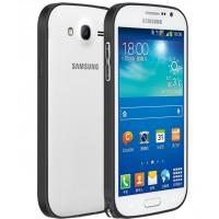 Металлический бампер для Samsung Galaxy Grand / Neo Черный