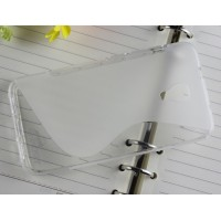 Силиконовый S чехол для Alcatel One Touch Idol 2 S Белый