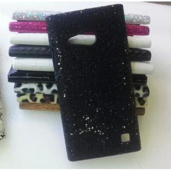 Эксклюзивный пластиковый дизайнерский чехол с аппликацией ручной работы серия Природа для Nokia Lumia 730/735