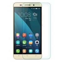 Ультратонкое износоустойчивое сколостойкое олеофобное защитное стекло-пленка для Huawei Honor 4X