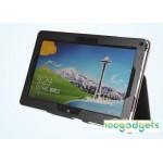 Кожаный чехол подставка с рамочной защитой для планшета Acer Iconia W510/W511