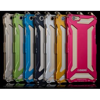 Металлический винтовой чехол повышенной защиты для Iphone 6