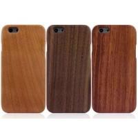 Эксклюзивный натуральный деревянный чехол накладка для Iphone 6
