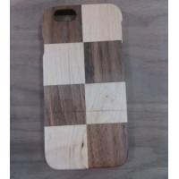 Эксклюзивный деревянный чехол сборного типа из пород ореха и клена для Iphone 6 Plus