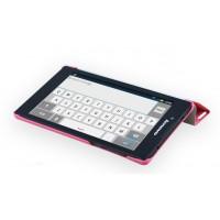 Чехол подставка сегментарный на пластиковой нескользящей основе для Lenovo Tab 2 A7-30