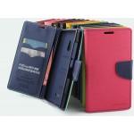 Дизайнерский чехол портмоне подставка с защелкой для Nokia XL