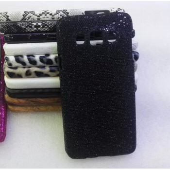 Эксклюзивный пластиковый дизайнерский чехол с аппликацией ручной работы серия Природа для Samsung Galaxy A3