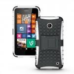 Чехол экстрим защита силикон-пластик для Nokia Lumia 630