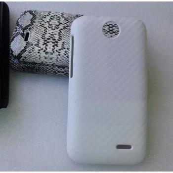 Эксклюзивный пластиковый дизайнерский чехол с аппликацией ручной работы серия Природа для HTC Desire 310