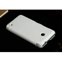 Чехол горизонтальная книжка для Nokia Lumia 630 Белый