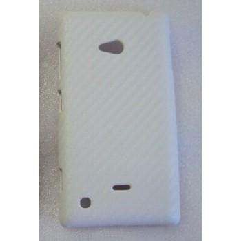 Эксклюзивный пластиковый дизайнерский чехол с аппликацией ручной работы серия Природа для Nokia Lumia 720