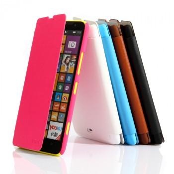 Чехол горизонтальная книжка для Nokia Lumia 630