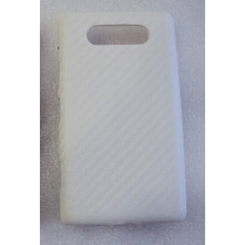 Эксклюзивный пластиковый дизайнерский чехол с аппликацией ручной работы серия Природа для Nokia Lumia 820