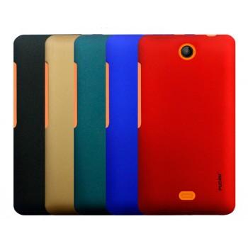 Пластиковый матовый чехол для Microsoft Lumia 430 Dual SIM