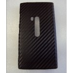 Эксклюзивный пластиковый дизайнерский чехол с аппликацией ручной работы серия Природа для Nokia Lumia 920