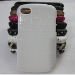 Эксклюзивный пластиковый дизайнерский чехол с аппликацией ручной работы серия Природа для Blackberry Q10