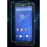 Ультратонкое износоустойчивое сколостойкое олеофобное защитное стекло-пленка для Sony Xperia E4
