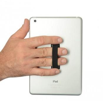 Пальцевый держатель для возможности управления гаджетом одной рукой