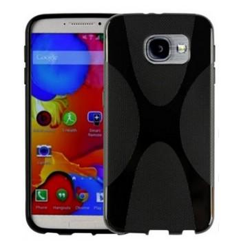 Силиконовый X чехол для Samsung Galaxy S6