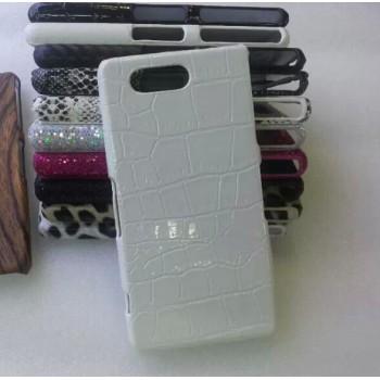 Эксклюзивный пластиковый дизайнерский чехол с аппликацией ручной работы серия Природа для Sony Xperia Z3 Compact