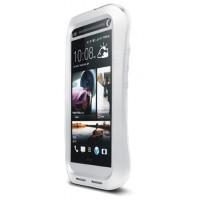 Сверхзащитный анатомический чехол для HTC One Max Белый