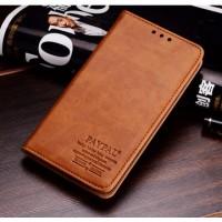 Чехол портмоне кожа с мраморным эффектом для HTC One Max Бежевый