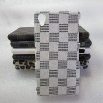 Пластиковый дизайнерский чехол с принтом Fashion для Sony Xperia Z1