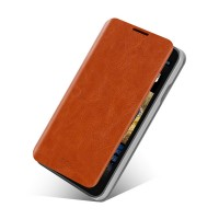 Чехол флип водоотталкивающий для HTC Desire 516 Коричневый