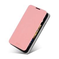 Чехол флип водоотталкивающий для HTC Desire 516 Розовый