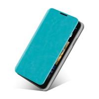 Чехол флип водоотталкивающий для HTC Desire 516 Голубой
