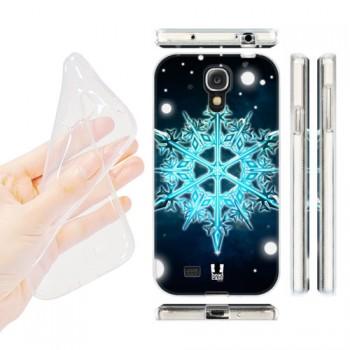 Силиконовый матовый дизайнерский чехол с эксклюзивной серией принтов для Samsung Galaxy S4 (изготовление на заказ)
