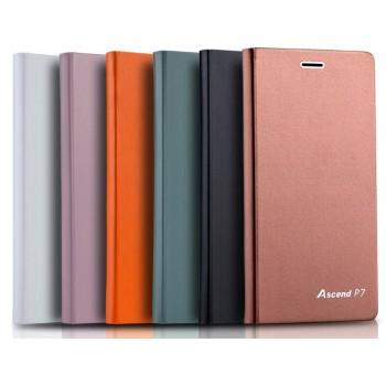 Оригинальный ультратонкий клеевой чехол для Huawei Ascend P7