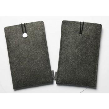 Универсальный дизайнерский чехол-мешок из войлока для HTC One M9