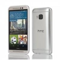 Металлический бампер для HTC One M9 Белый